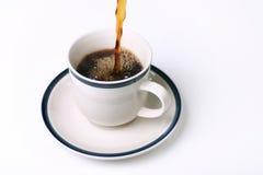 Caffè di mattina Fotografia Stock