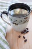 Caffè di mattina Immagini Stock Libere da Diritti