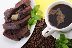 Caffè di mattina Fotografie Stock Libere da Diritti