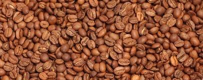 Caffè di mattina con i fagioli fotografia stock