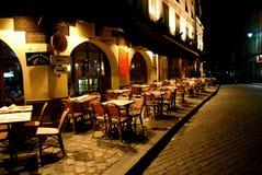 Caffè di Montmartre Immagini Stock Libere da Diritti
