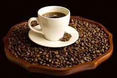 Caffè di sera Fotografia Stock