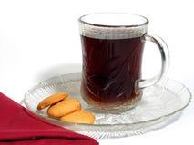 Caffè e biscotti fotografia stock libera da diritti