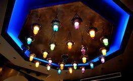 Caffè e ristorante Fotografia Stock Libera da Diritti