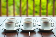 Caffè e tè Immagine Stock Libera da Diritti