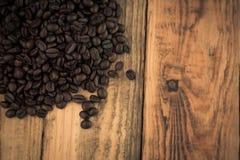 Caffè (effetto d'annata elaborato immagine filtrato) immagine stock libera da diritti