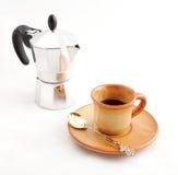 Caffè espresso Fotografia Stock