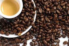 Caffè espresso Fotografie Stock