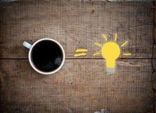 Caffè espresso del PF della tazza Immagine Stock Libera da Diritti