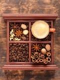 Caffè espresso della tazza Immagini Stock