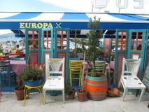 Caffè Europa Fotografie Stock