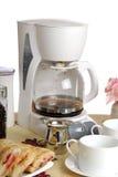 Caffè fresco immagini stock