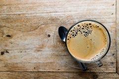 Caffè fresco Fotografia Stock