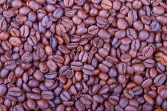 Caffè fritto del granulo Fotografie Stock