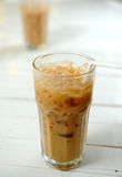 Caffè ghiacciato Immagine Stock Libera da Diritti
