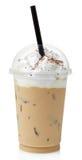 Caffè ghiacciato fotografie stock libere da diritti