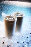 Caffè ghiacciato Immagini Stock