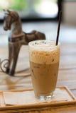 Caffè ghiacciato Fotografia Stock