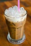 Caffè ghiacciato tradizionale tailandese  Fotografia Stock Libera da Diritti
