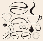 Caffè insieme Immagini Stock Libere da Diritti