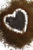 Caffè istantaneo Immagini Stock Libere da Diritti