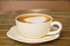 Caffè Latte Fotografia Stock