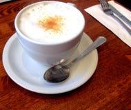 Caffè Latte Fotografie Stock