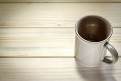 Caffè mug Fotografie Stock Libere da Diritti