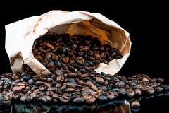 Caffè non macinato Immagini Stock