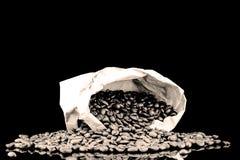 Caffè non macinato Fotografie Stock