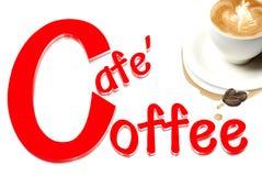 Caffè oggi Fotografie Stock Libere da Diritti