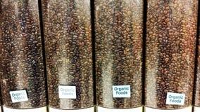 Caffè organico Fotografie Stock
