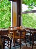 Caffè organico frondoso fotografie stock libere da diritti