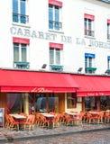 Caffè a Parigi Fotografia Stock Libera da Diritti