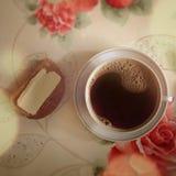 Caffè per la prima colazione immagine stock