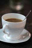 Caffè perfetto Immagine Stock Libera da Diritti