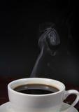 Caffè perfetto Fotografia Stock Libera da Diritti