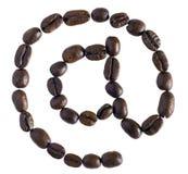 Caffè più tecnologia Fotografia Stock Libera da Diritti
