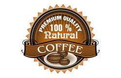 Caffè premio di qualità Immagine Stock Libera da Diritti