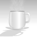 Caffè-Prespegnimento Fotografia Stock Libera da Diritti