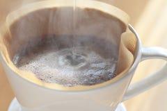 Caffè saporito Fotografia Stock Libera da Diritti