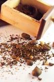 Caffè-smerigliatrice Immagine Stock