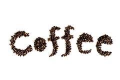 Caffè su priorità bassa bianca illustrazione di stock
