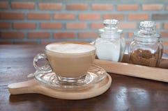 Caffè Tazza di caffè bianco Fotografia Stock Libera da Diritti