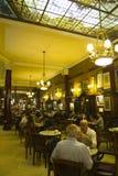 Caffè Tortoni, Buenos Aires, Argentina Fotografia Stock