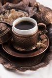 Caffè turco Fotografia Stock Libera da Diritti