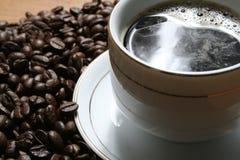 Caffè una rottura Fotografie Stock