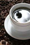 Caffè una rottura Immagini Stock