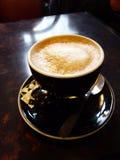 caff latte 免版税库存图片