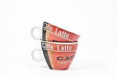 Caffe Royalty Free Stock Photo